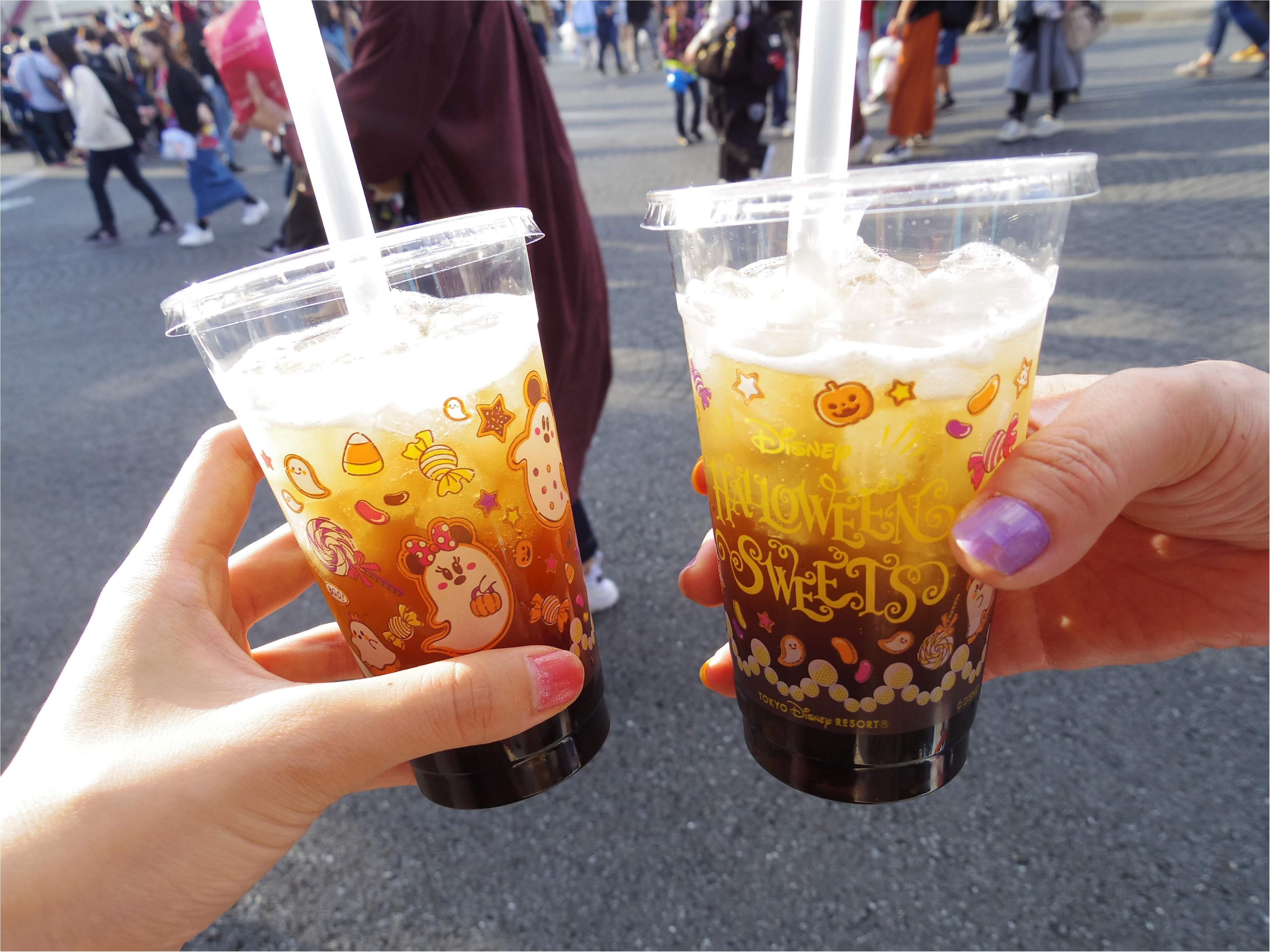 10/31まで!ディズニーシーの絶品限定ドリンク♡_4