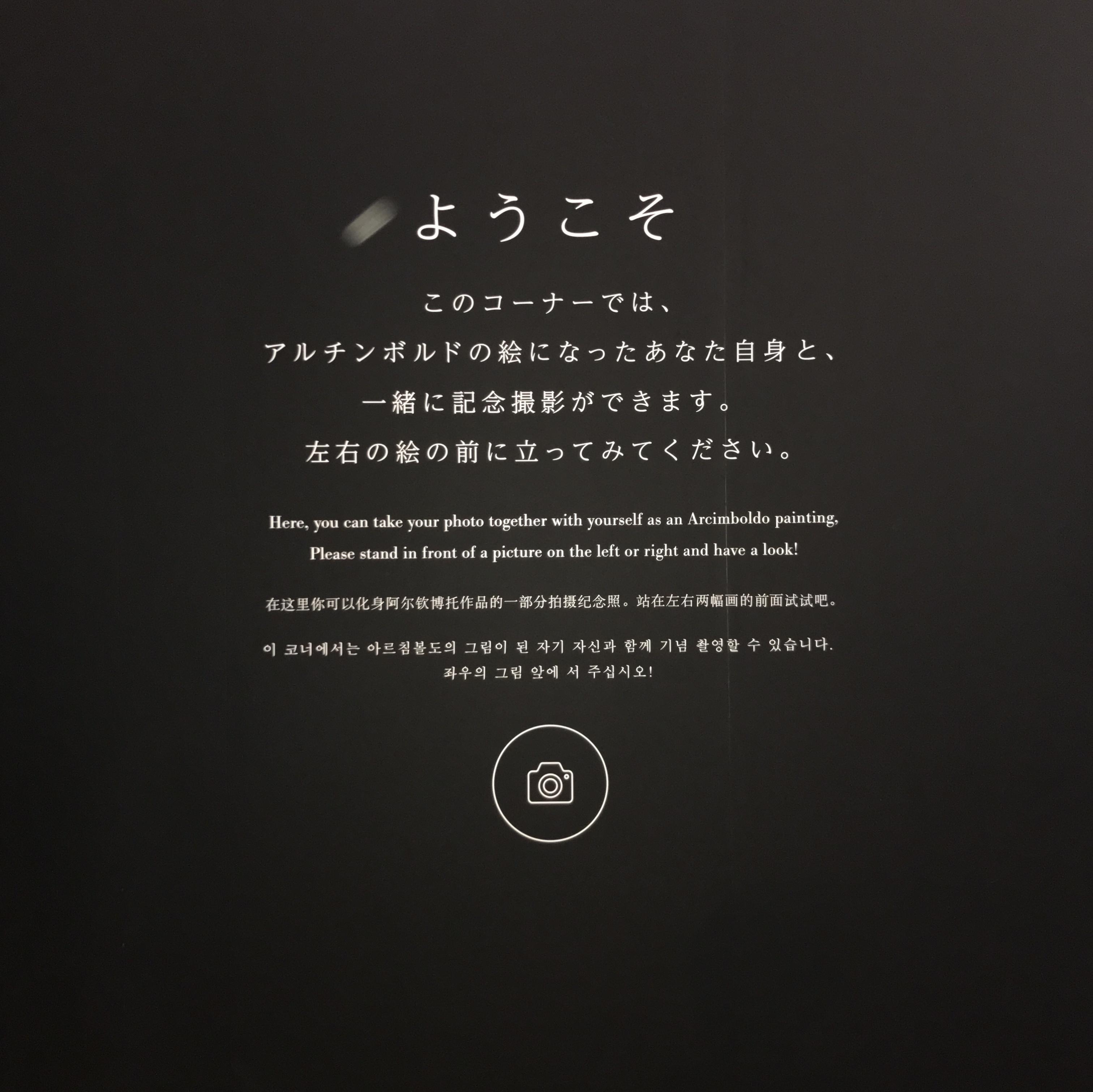 """《芸術の秋》あなたの顔も""""寄せ絵""""に!?【アルチンボルド展】に行ってきました♡_2"""