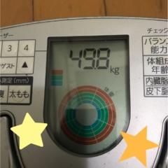 【8月の結果報告】夢の40キロ台突入♪  スタートから-5.8キロ! 目標達成までもう少し!【#モアチャレ 7キロ痩せ】