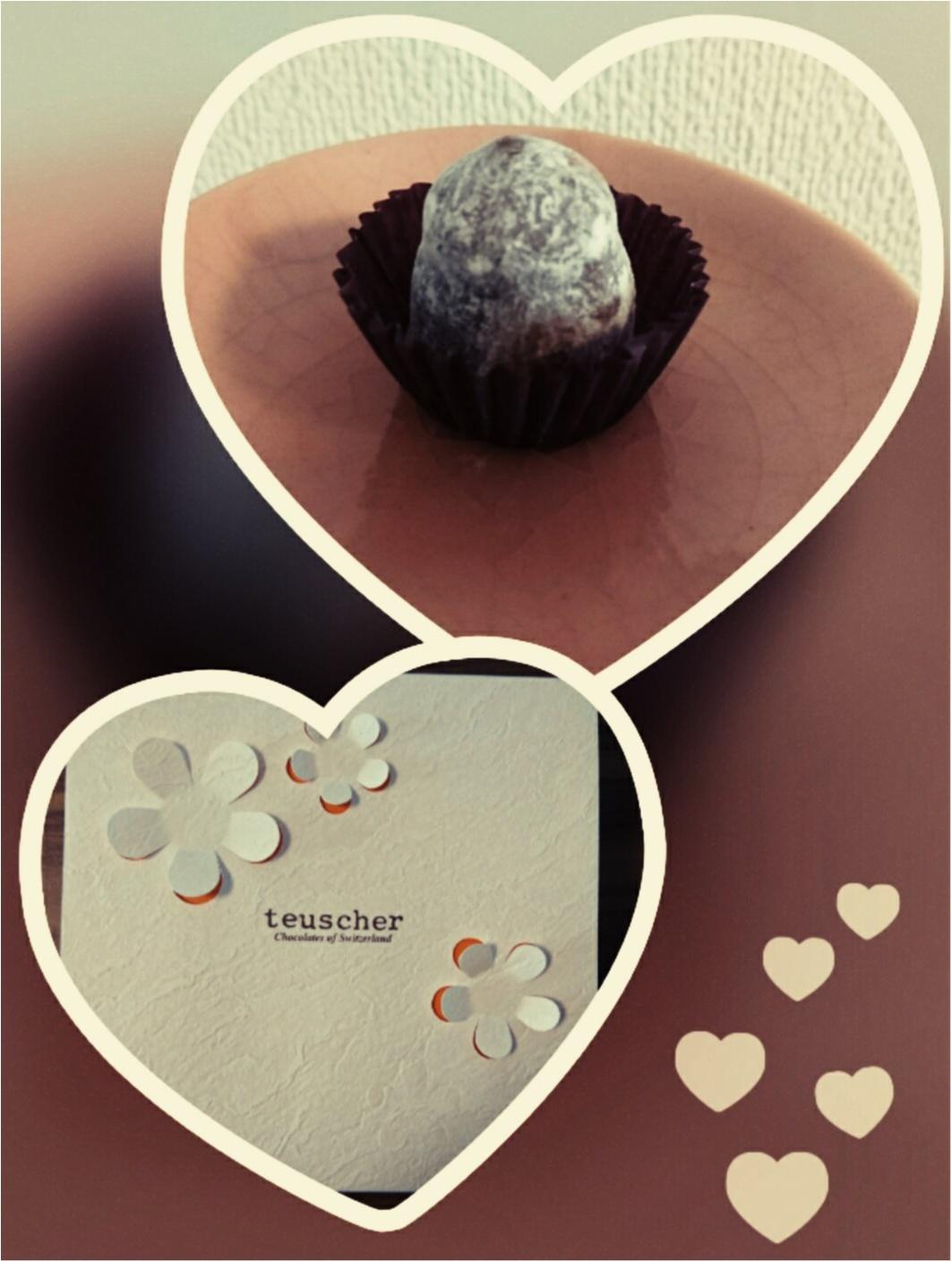 バレンタインまであと4日!私の定番ショコラと気になったショコラ、そしてこの時期だけのアイスワイン♡♡♡_1