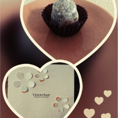 バレンタインまであと4日!私の定番ショコラと気になったショコラ、そしてこの時期だけのアイスワイン♡♡♡