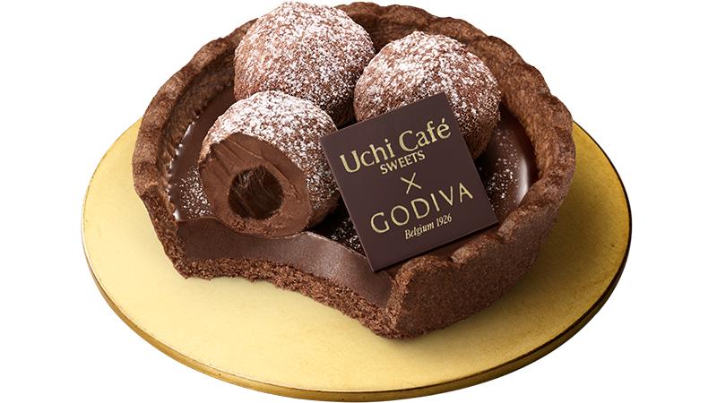 『ローソン』×『ゴディバ』の新作5品が登場! 冬のぜいたくショコラスイーツを堪能せよ_4