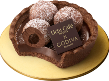 『ローソン』×『ゴディバ』の新作5品が登場! 冬のぜいたくショコラスイーツを堪能せよ