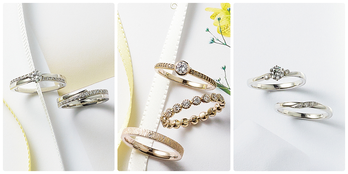 結婚指輪のおすすめブランド特集 - スタージュエリー、4℃、ジュエリーツツミなどウェディング・マリッジリングまとめ_1