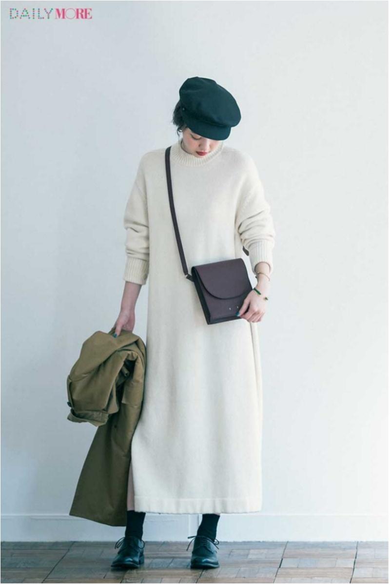 【出かける前の5分】で着やせするヒミツ、みんな知ってる? 今週のファッション人気ランキングトップ3!_1_3