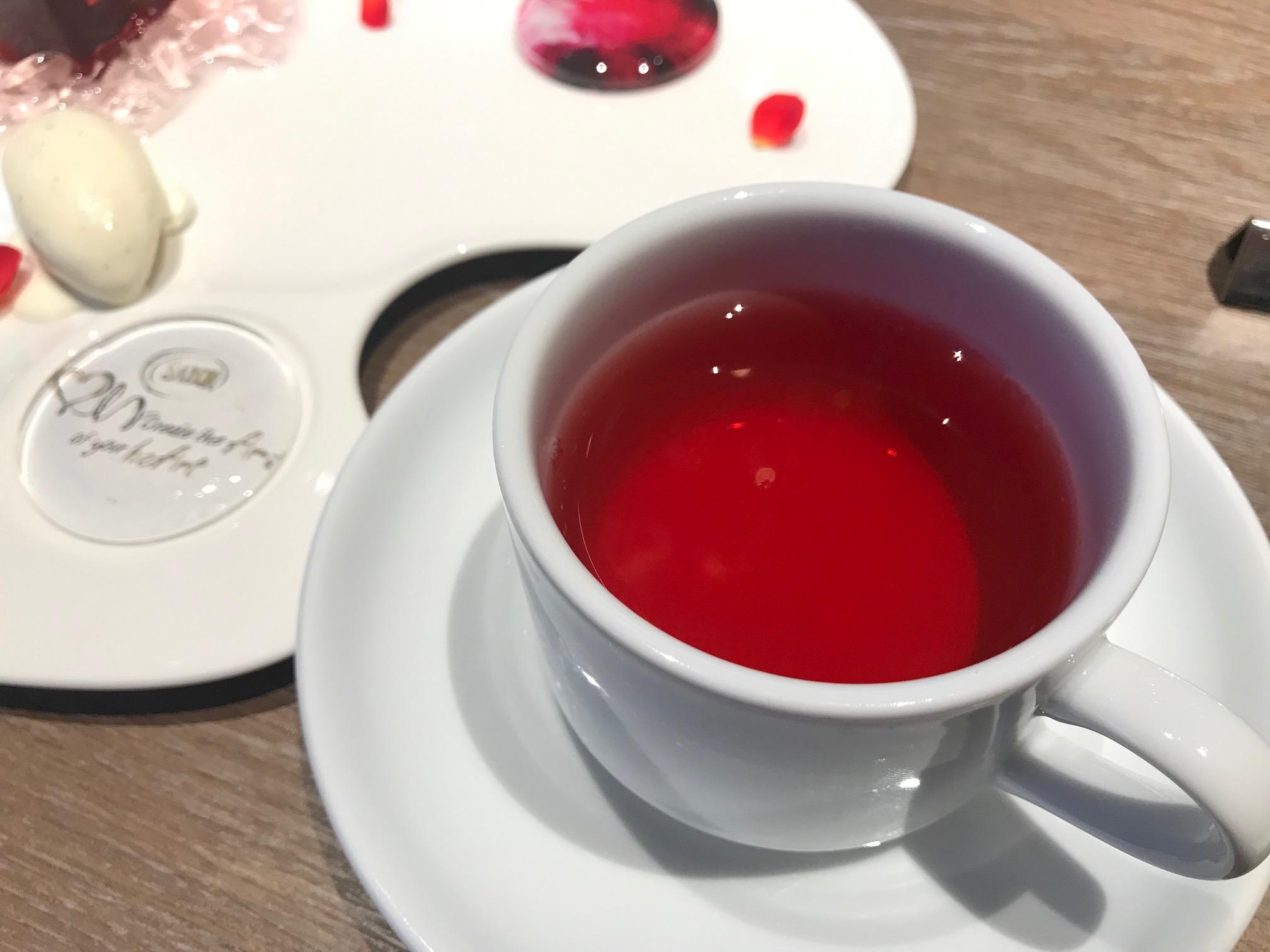 『SABON』が贈る、ローズ香るピンクのディナー(しかも特典つき♡)!! 今度のデートや女子会は『ザ ストリングス 表参道』で_8