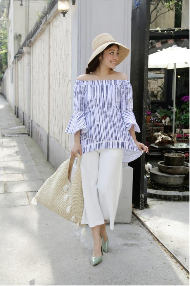 私服コーデ♪大人っぽさをプラスする春夏ファッション♡_1