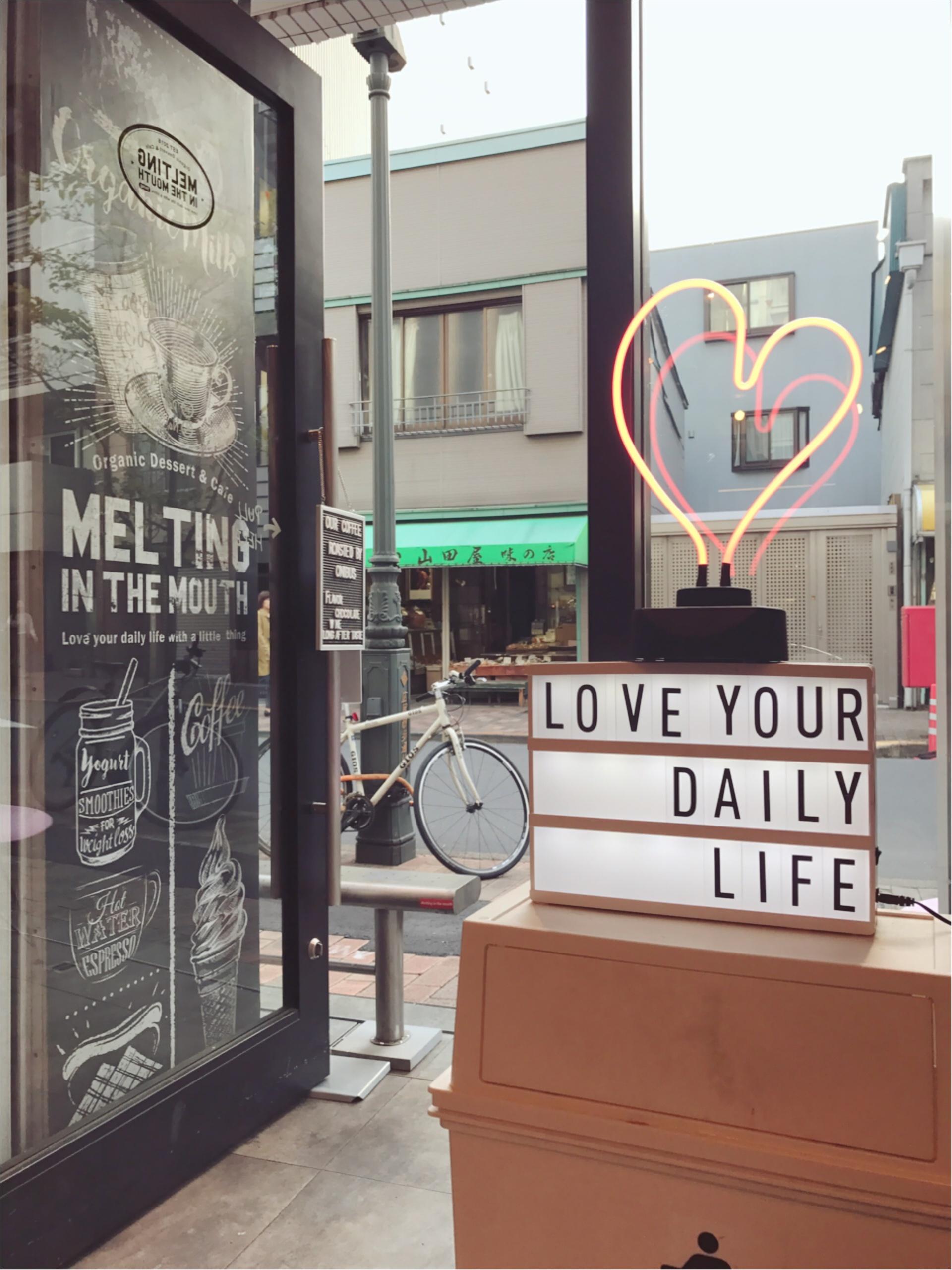 広尾でカフェ巡り ♡♡ フォトジェニックな店内_2