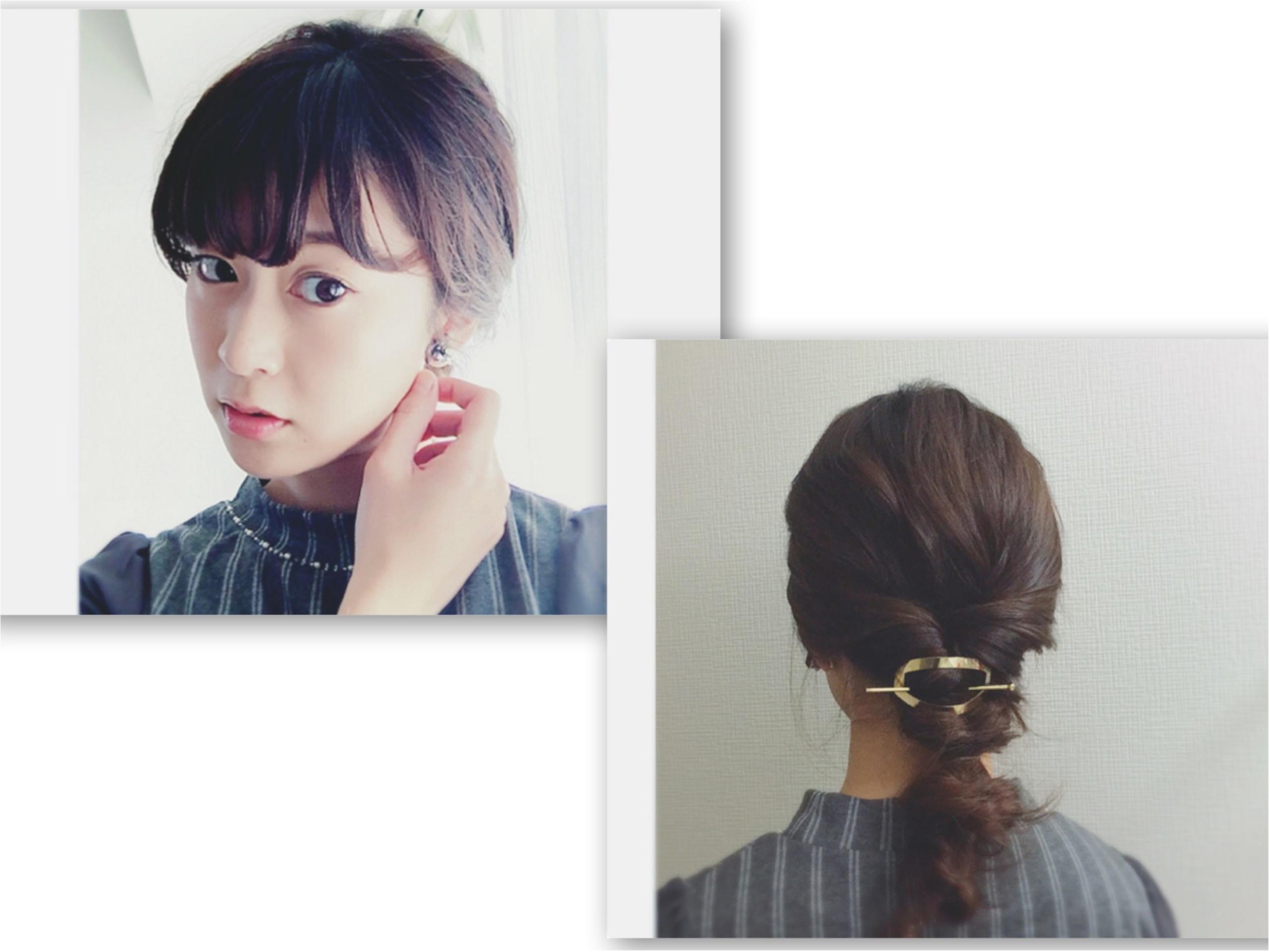 『特別な日にしたいヘアアレンジ』まとめ♡_1_8