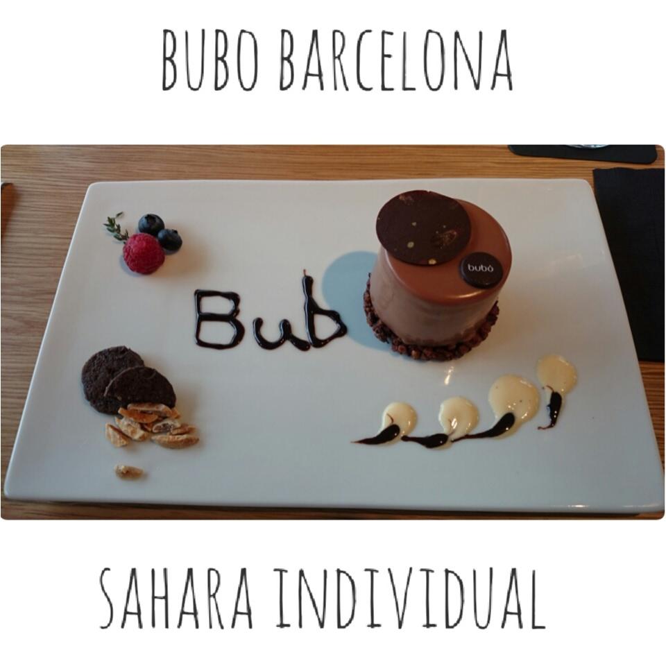 【New Open】今年のバレンタインは、世界一のチョコレートケーキ、ブボ バルセロナに決まり♡_7