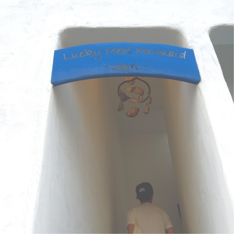 【江ノ島cafe】ホワイト×ブルーの地中海リゾートカフェ。晴れてる日はテラス席がおすすめ!!_2