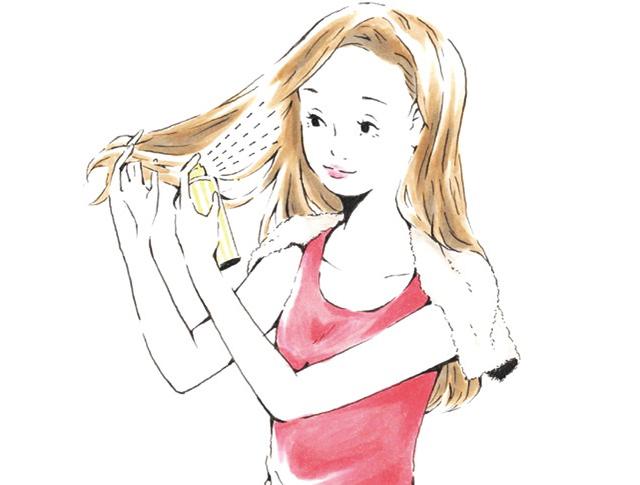 1本で5役! キレイも時短も同時に叶える! 誰もが憧れるつや髪は『サボリーノ』のおかげ♡_4