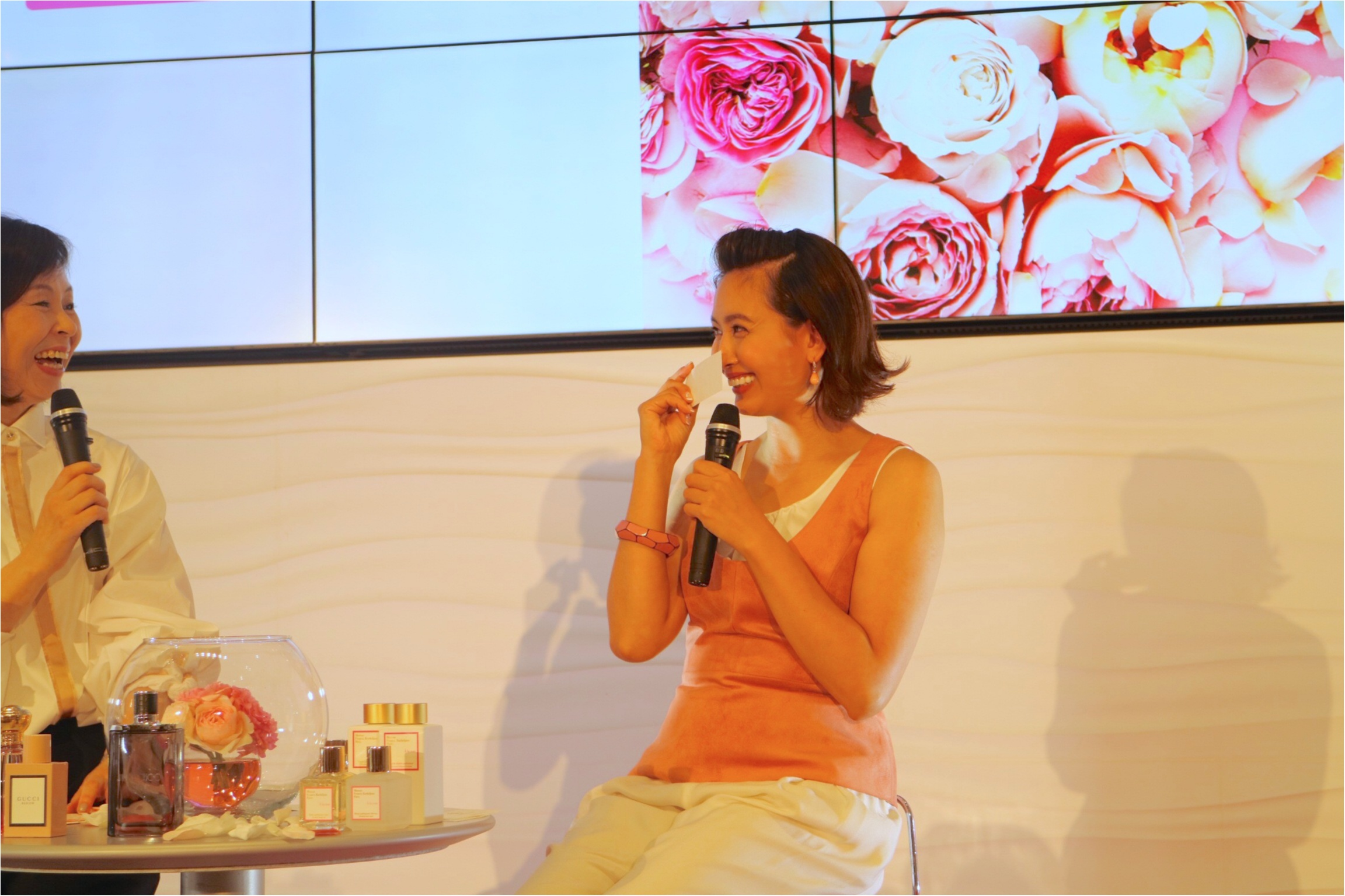 【10/1は香水の日】『ブルーベル・ジャパン』の発表会に潜入! フレグランス アンバサダーの加藤夏希さんに会えるチャンスも♡ _2_2