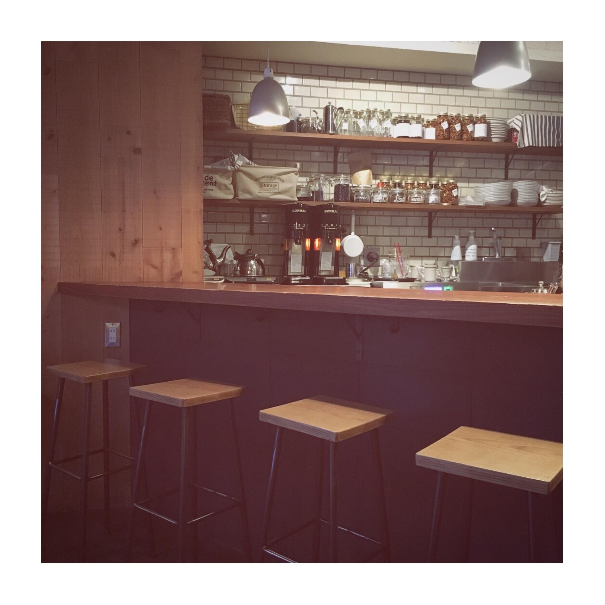 #7【#cafestagram】❤️:《大阪•梅田》バーのようなシックな空間で落ち着くカフェタイムを*「whitebird coffee stand」☻_2