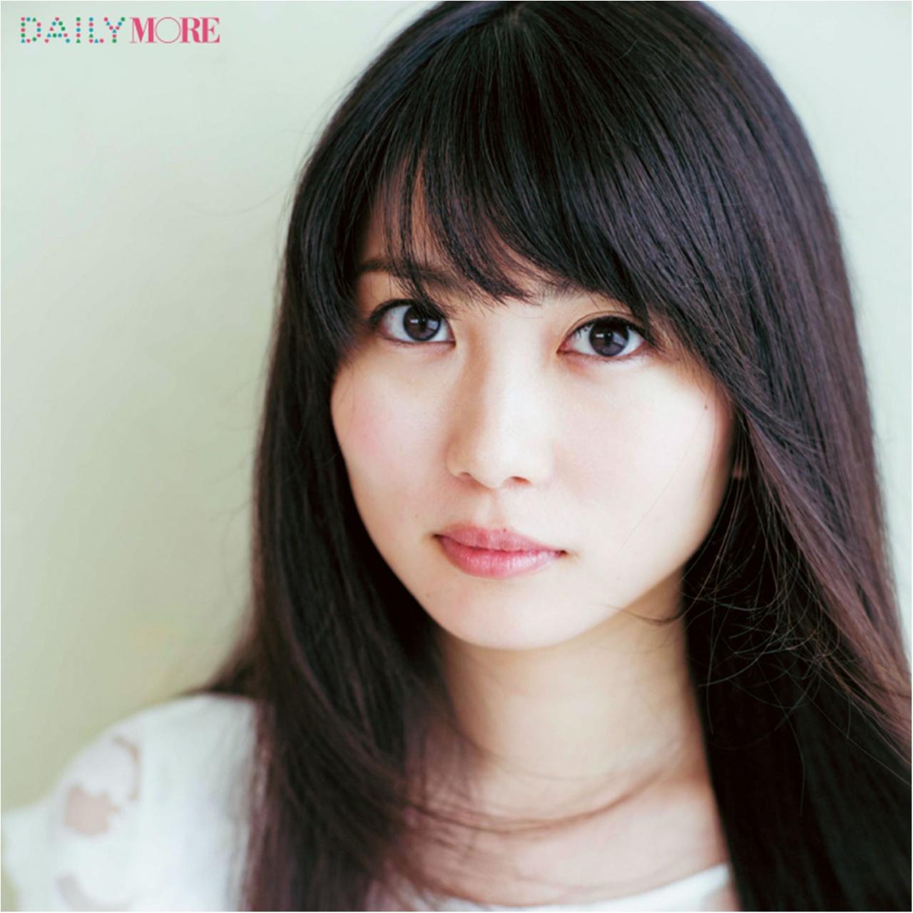 """女優・志田未来さんのキレイを作るおいしすぎる""""飲む美容液""""とは?【憧れ美女の「キレイ印をおとりよせ」】_1"""