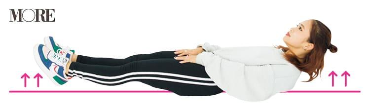 美ボディを目指す筋トレメニュー特集 - 二の腕やせ、脚やせなどジムや自宅でする簡単トレーニング方法をプロやモデルに伝授!_19