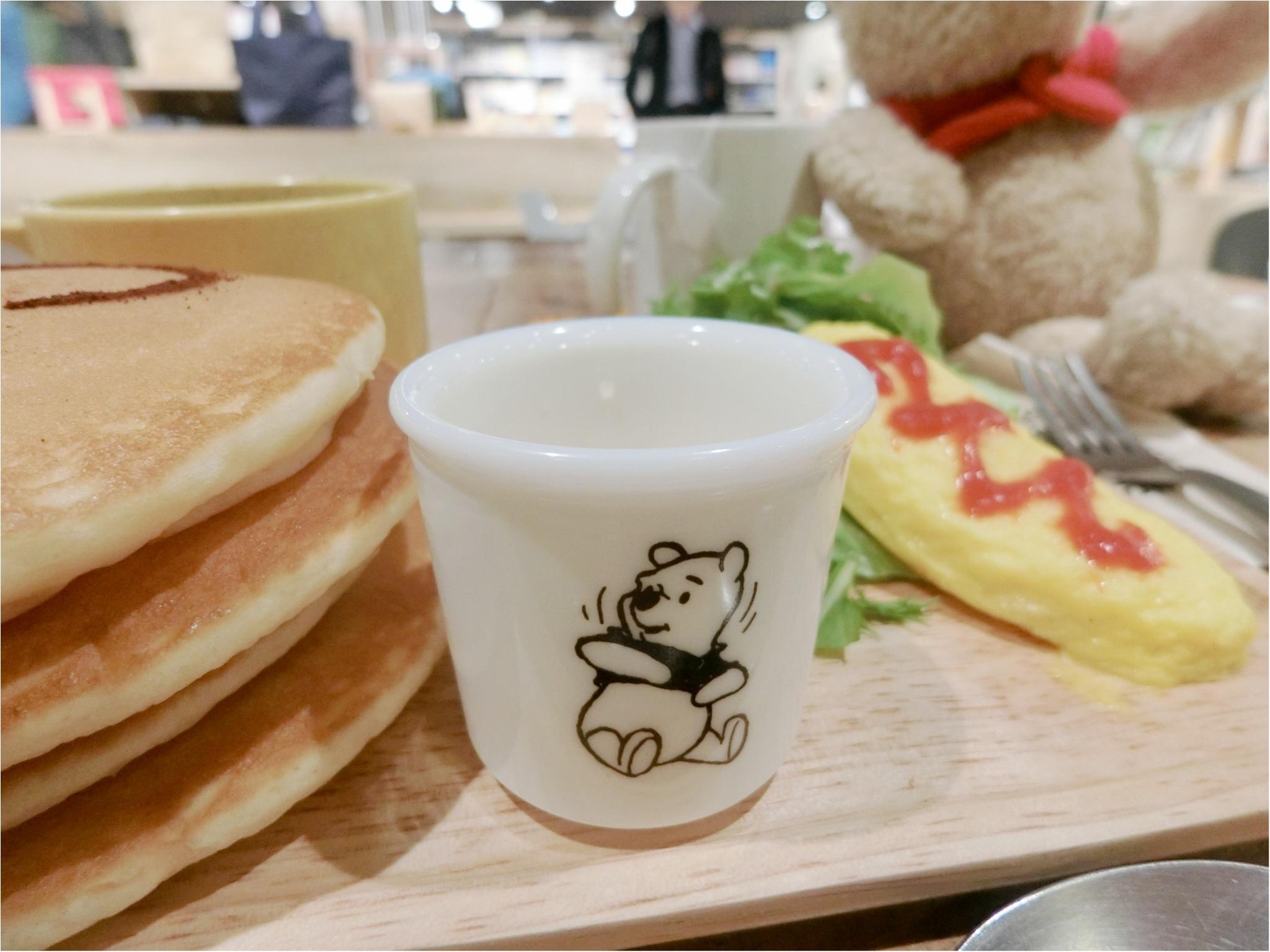 期間限定!ディズニー【くまのプーさん】モチーフのはちみつカフェ♡_4