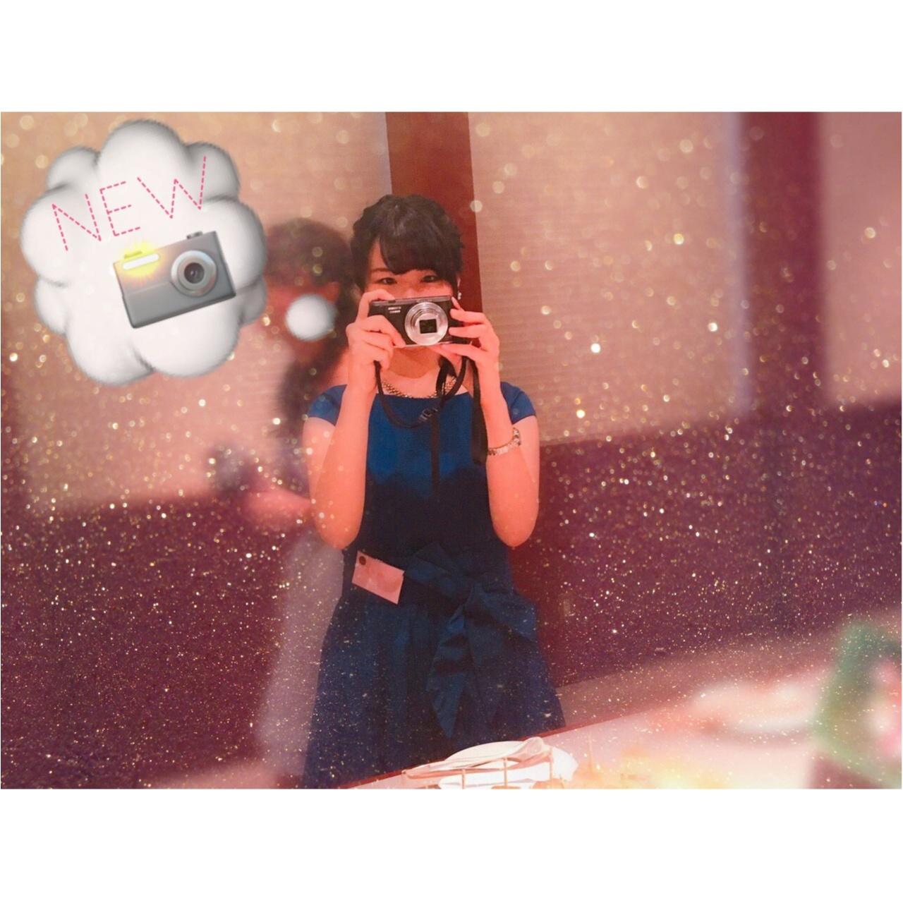 ▷CASIO【ZR3100】でカメラ女子デビュー❤︎_1