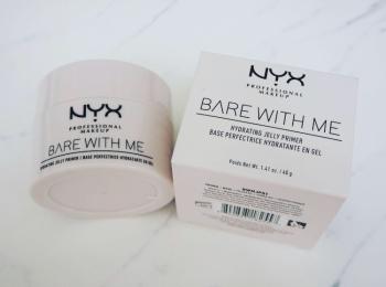 【NYX】のプライマー≪Bare with me≫が超優秀!プチプラなのもGood!