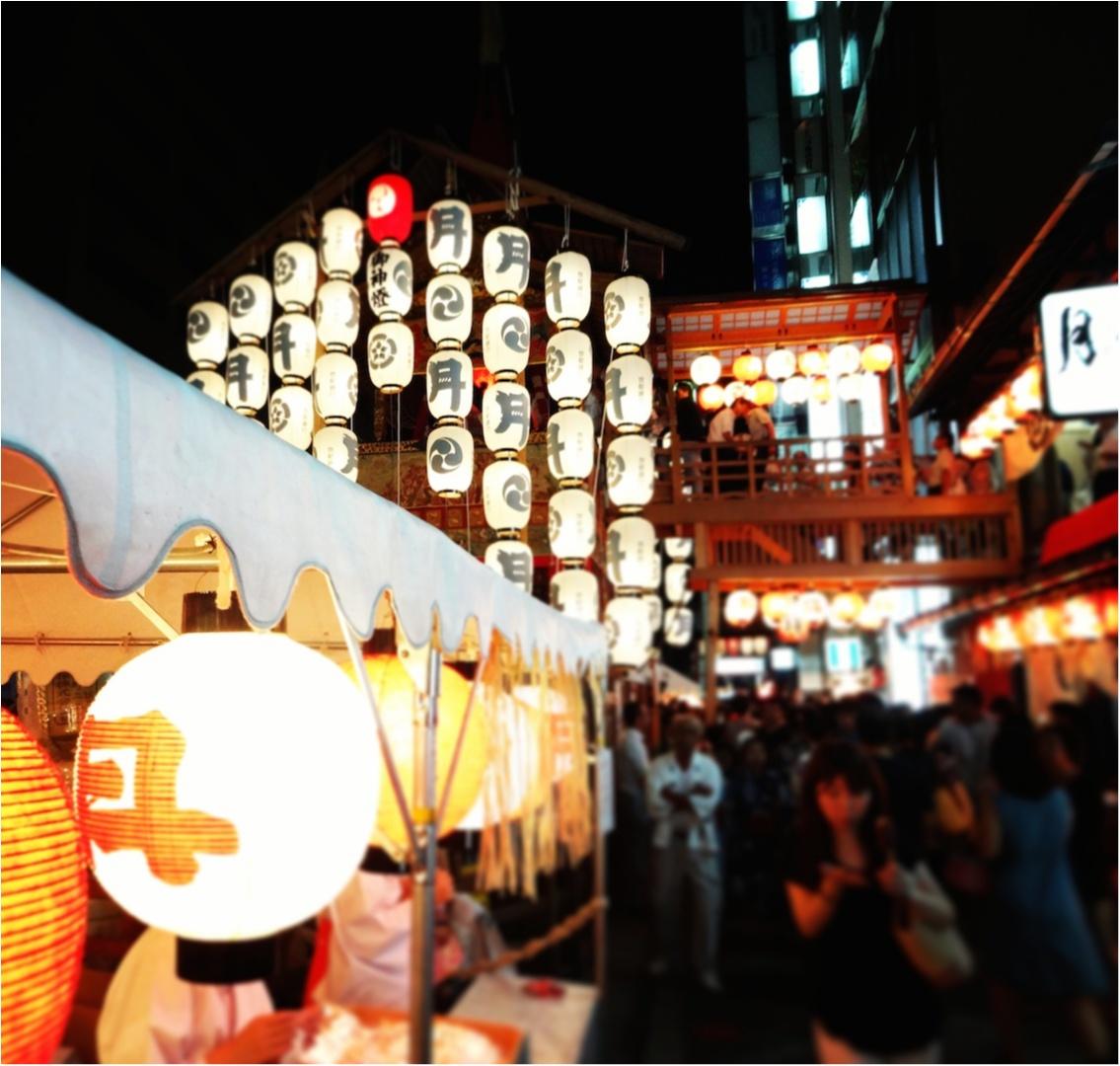 祇園祭に足を運んでみませんか♡_1