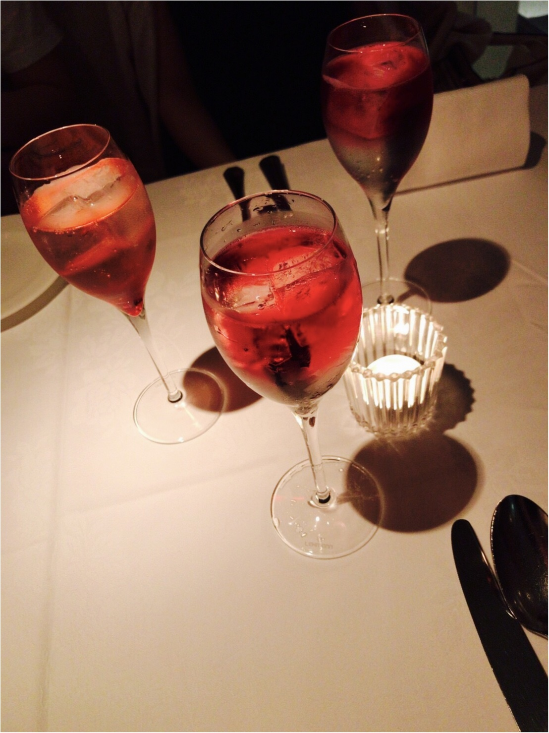 【AUXAMIS TOKYO】東京駅丸ビル35階絶景のフレンチレストランで誕生日ディナー♡_4