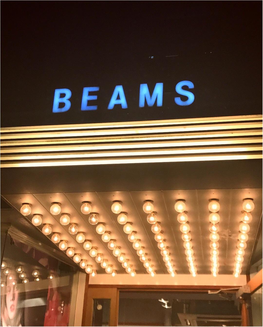 【Fashion】BEAMSから注目の新ライン「maturely」が登場!原宿店も店内リニューアル❤︎_1