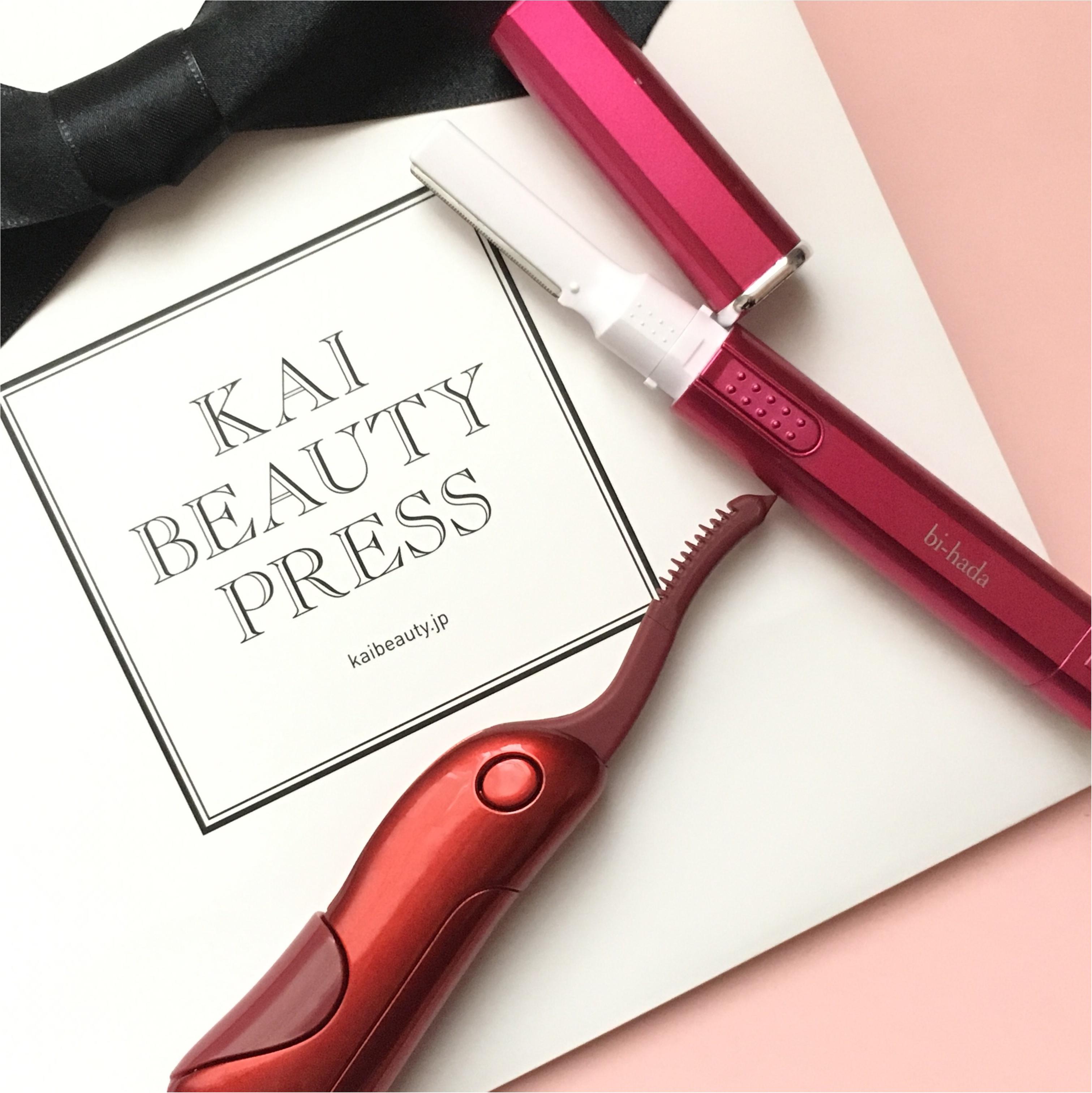 『貝印』シークレットイベント「KAI BEAUTY PARTY」にライターゆうりが潜入! そこは桜舞うスペシャルな空間♡_8