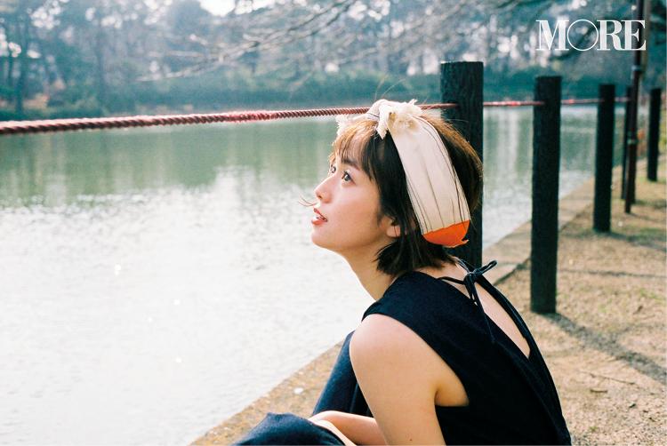 """今、佐藤栞里の私服が""""いい感じ""""なのにはワケがある♡_3"""
