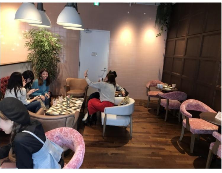 【CAFE】LAで大人気!待望のOpen❤ #ALFREDTEAROOM 最速レポ⋈_4