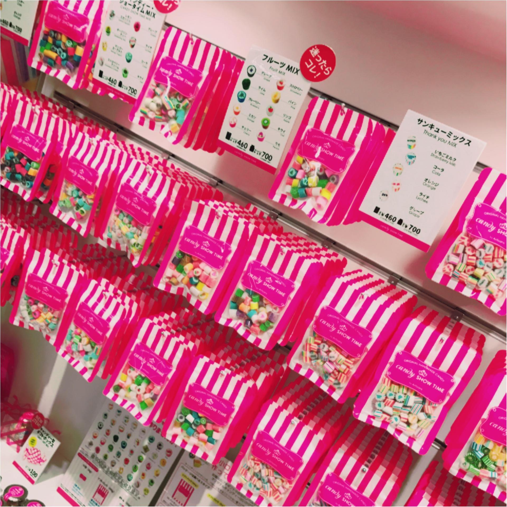★手土産にいかが?見た目も可愛い『candy SHOW TIME』の手作りキャンディーはお呼ばれに最適スイーツ★_2