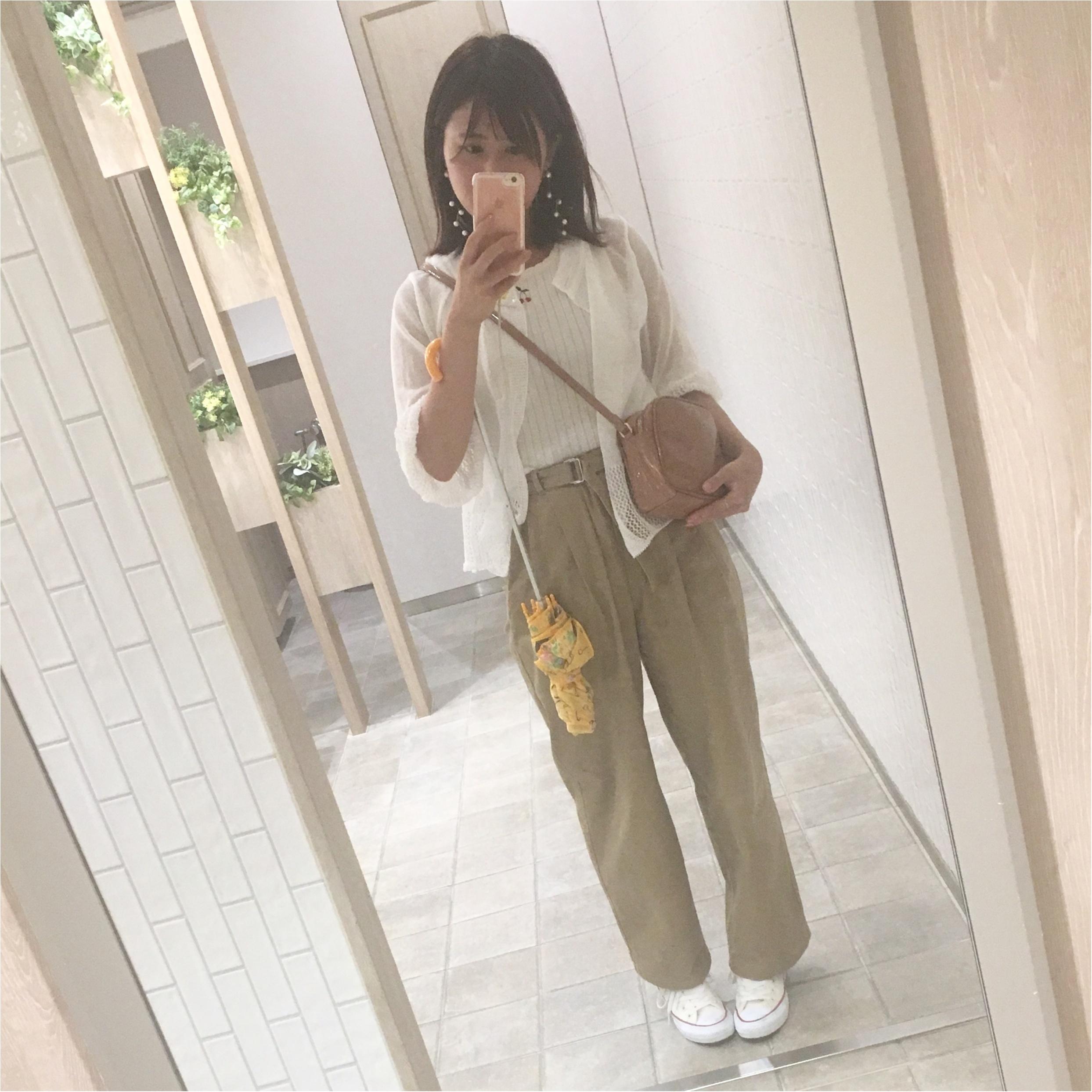 【今週のコーデまとめ】夏休みスペシャル!甘めカジュアル派の7days_6