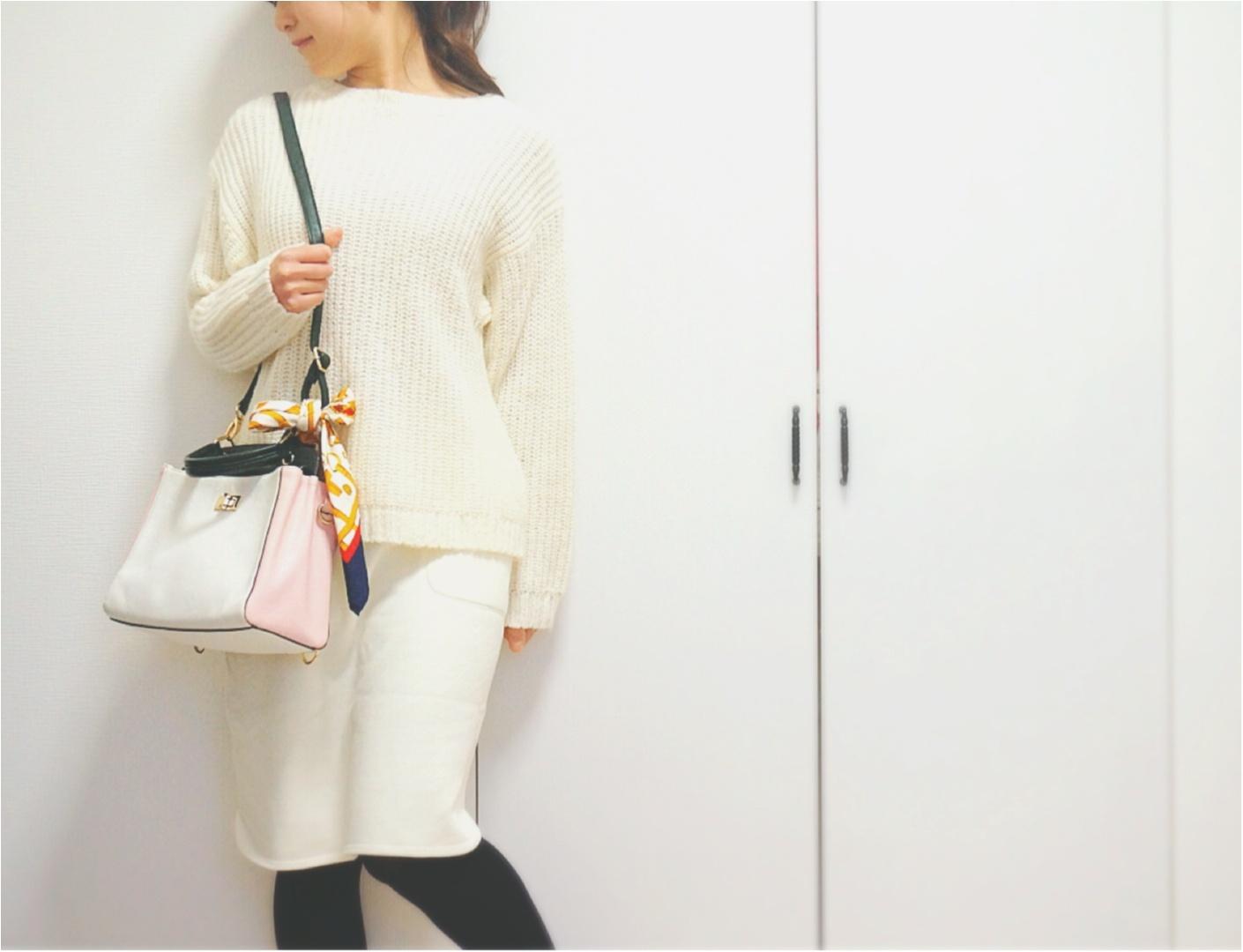 【UNIQLO誕生感謝祭第3弾!】寒い冬もこれで暖か&快適に❤️着回しもしやすい《優秀スカート》を色ち買い!_4
