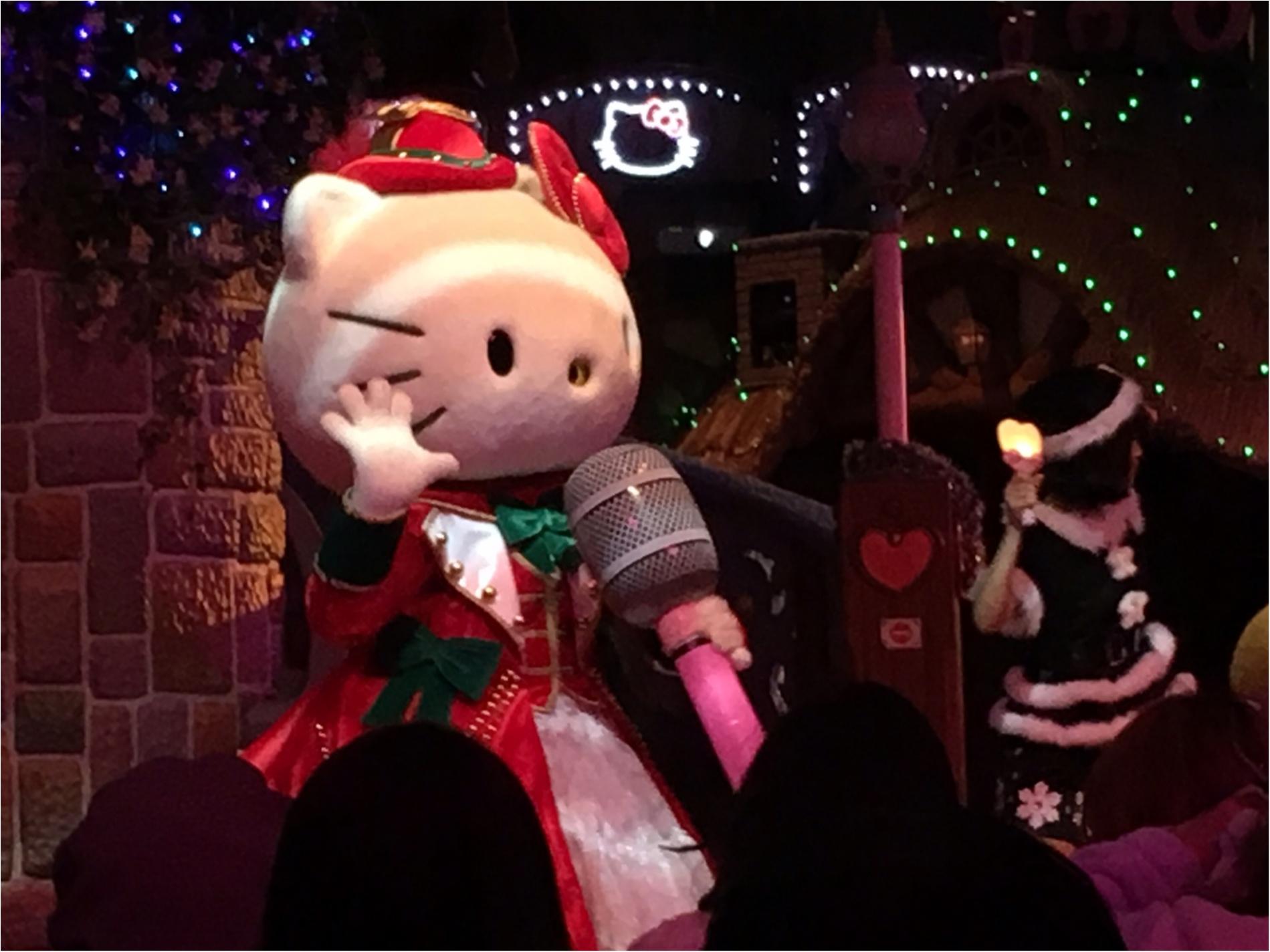 """《先行お披露目会に潜入!》『ピューロクリスマス』-ピューロランドでサンリオキャラたちがパーティ!クリスマスの""""ス""""が消えちゃった!?-_5_8"""