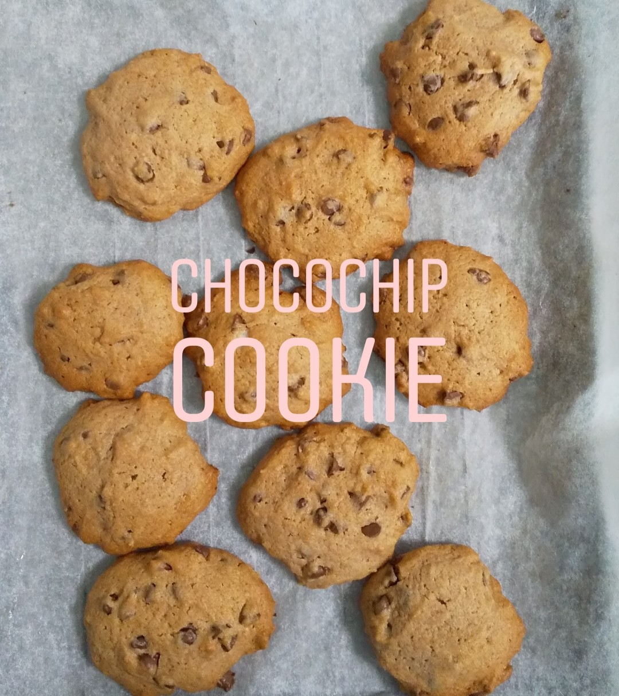 【サックサクで美味しいチョコチップクッキー】味見でなくなっちゃう!?笑_1