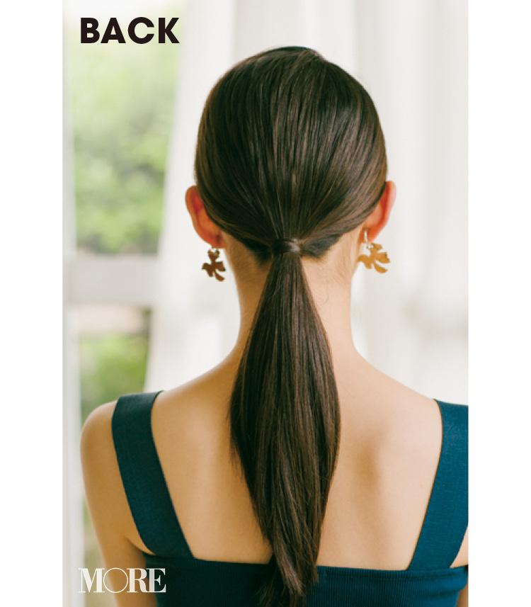 『BLACKPINK』ジェニーがお手本のポニーテール♡ ロング、ミディアム、ボブにおすすめのヘアアレンジ♡  _6
