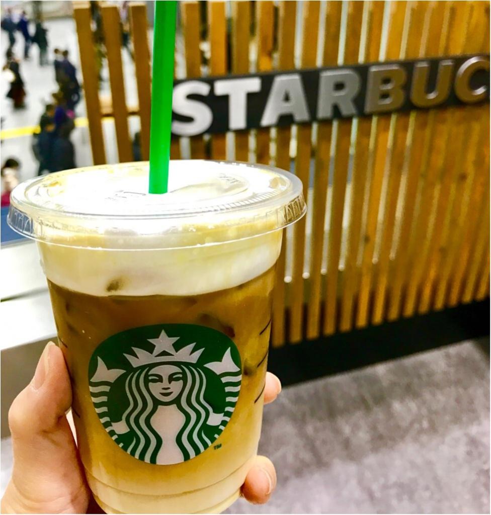 【スタバ新作】先行販売スタート!3月15日発売★《ムースフォームラテ》コーヒーなのに白い?3層のグラデーション&モコモコムース泡が驚きの味わい♡♡_4