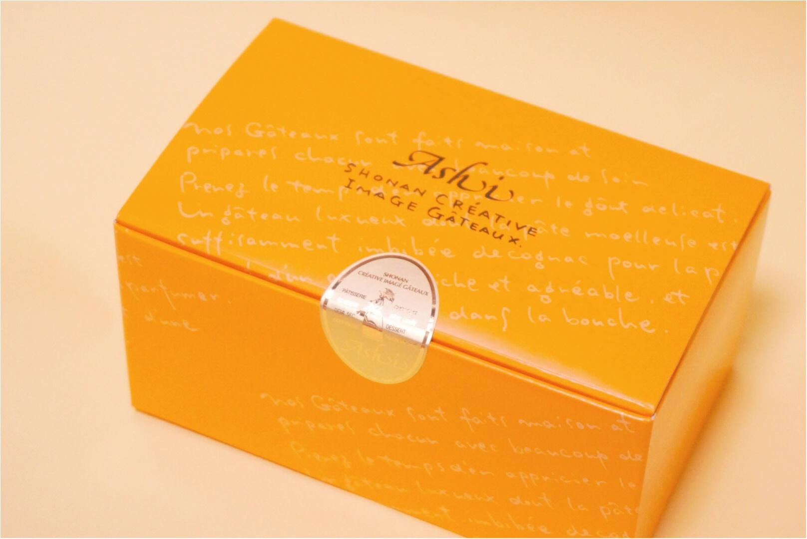 """《記憶に残る焼き菓子♡》湘南クリエイティブガトー葦の""""湘南チーズパイ""""が美味すぎるっ♡_1"""