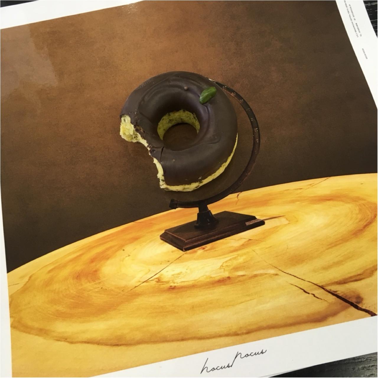 """《2/18まで!》思わず置きたくなる?!""""ドーナッツをランチョンマットに置きたくなる展""""に行ってきました♡_5"""