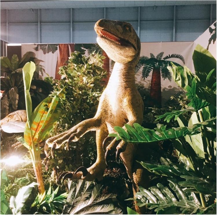 【9/3まで】大人も子供も楽しめる!!大迫力《横浜恐竜展2017》で動く恐竜の森を体験♪_2