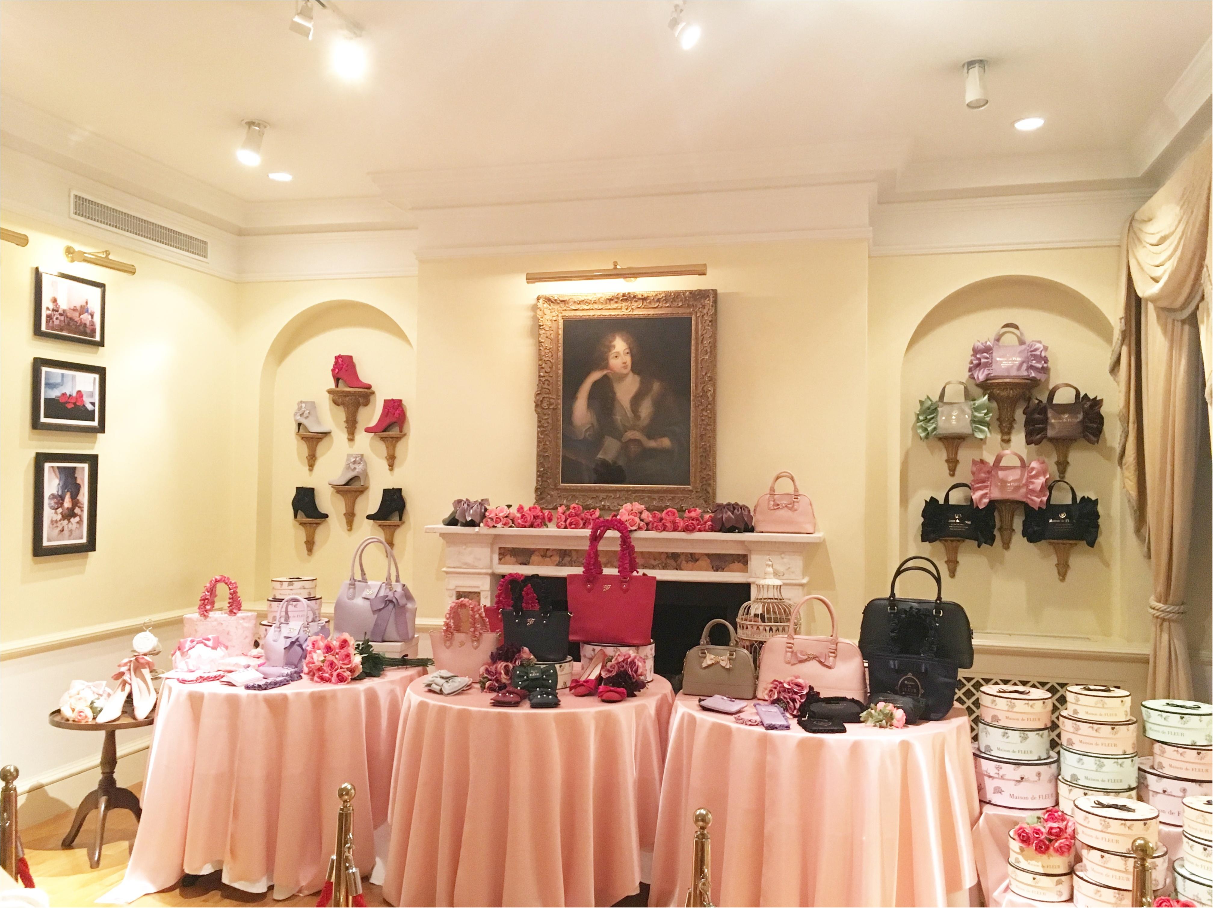 《Maison de FLEUR 4th Birthday Party.》メゾンドフルールの4周年パーティ♡私達、このピンクの世界を愛してる!♡♡_10