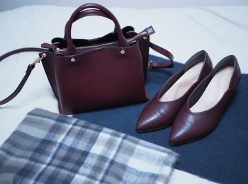 【#LEPSIM】冬のさし色はプチプラで投入!DARK RED item♡