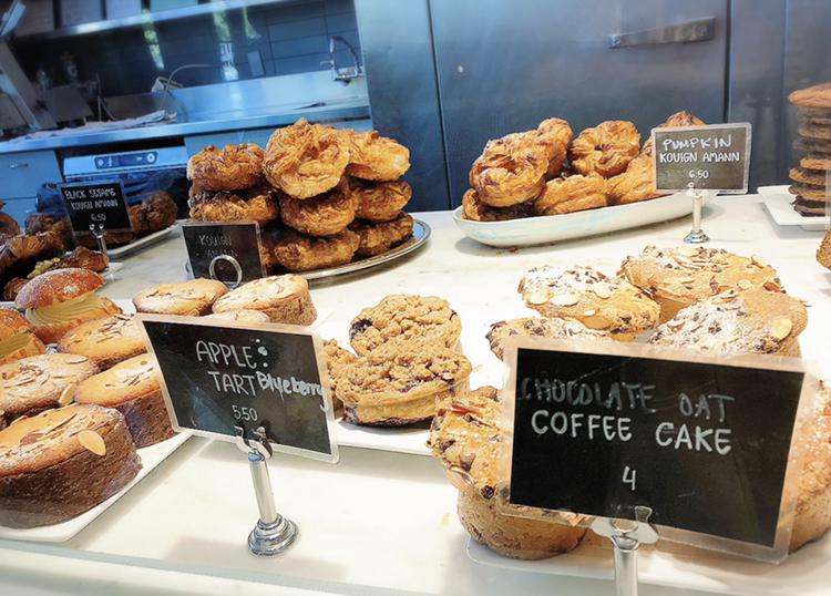 【#Hawaii CAFE】美味しいパンとコーヒーを頂くならここ( ´ ▽ ` )!アクセス抜群のおしゃれカフェ_7