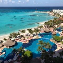 【新婚旅行】憧れのリゾート地カンクンへ!〜グランドフィエスタアメリカーナグランドコーラルビーチカンクン