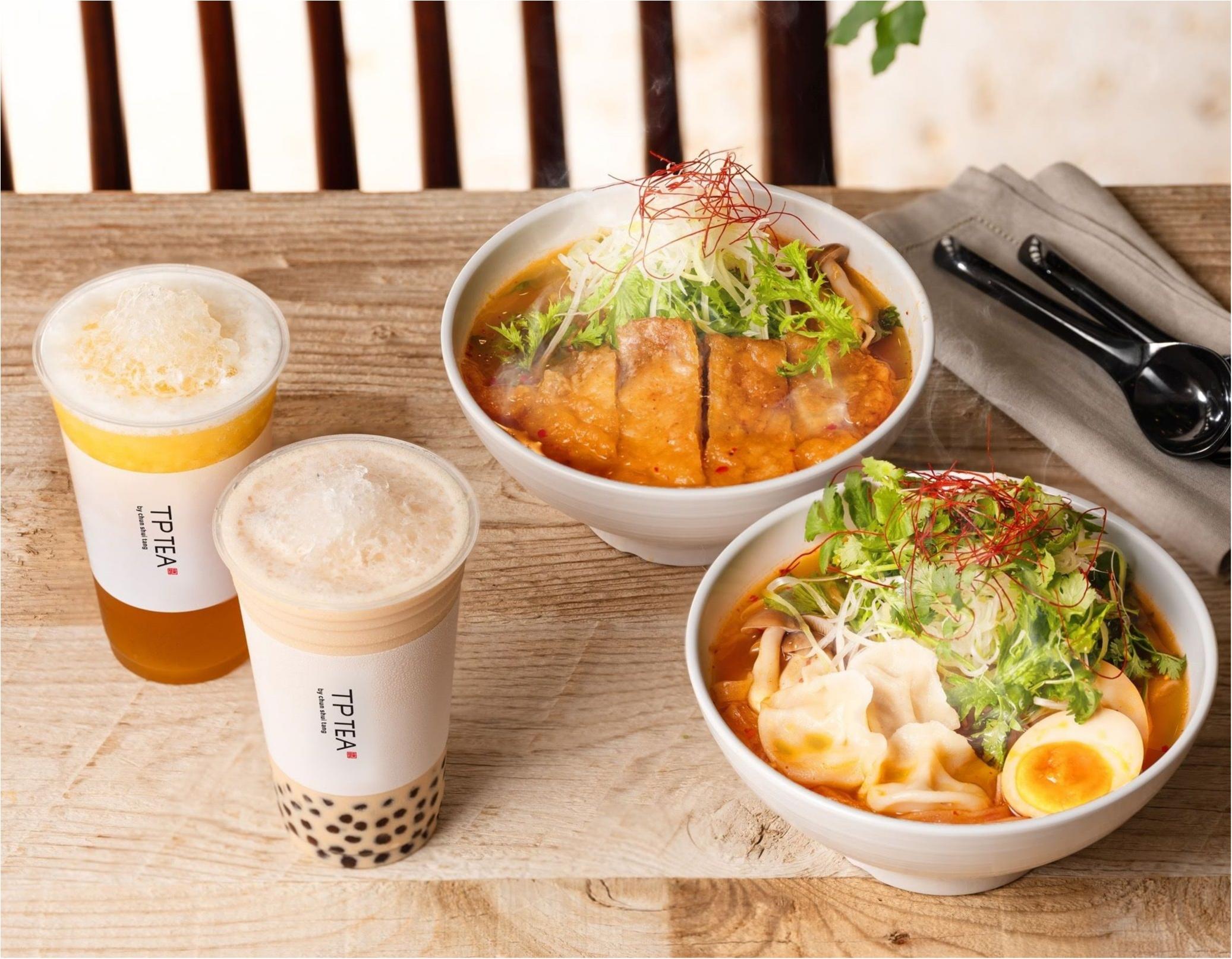 【日本初上陸】台湾のティースタンド『TP TEA』が、「ニュウマン新宿」エキナカに、明日7/20(金)オープン!_3