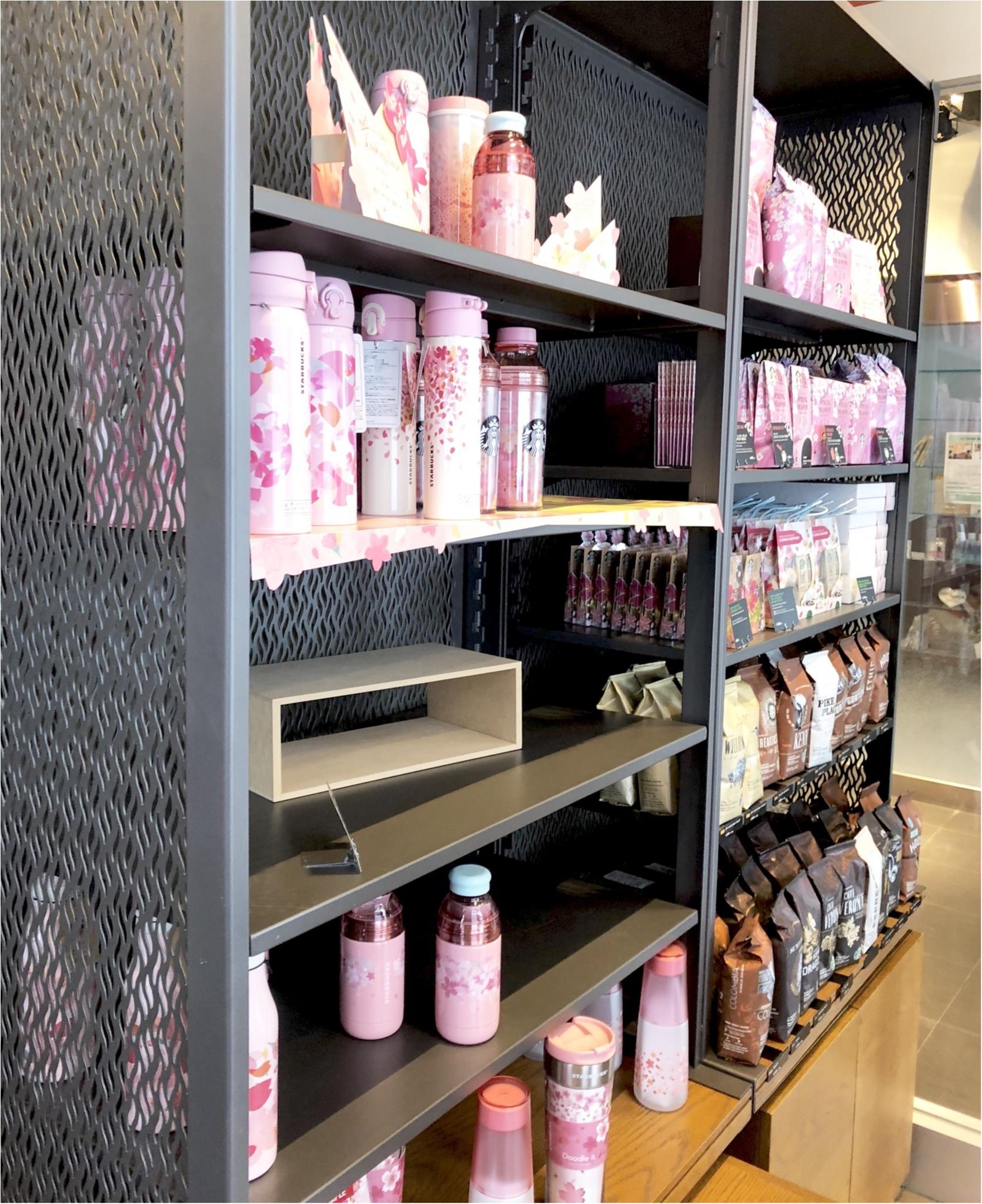 【スタバ】今年も桜の季節がやってきた❤️《さくらストロベリーピンクもちフラペチーノ》は新感覚のおいしさ!_5
