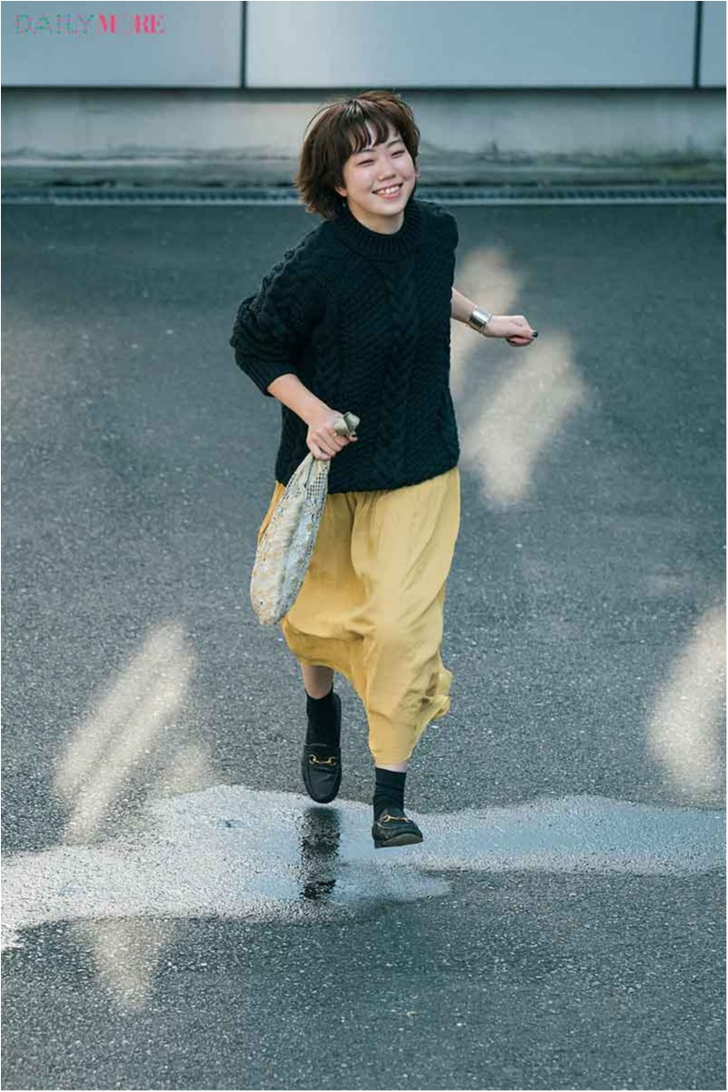 【おしゃれしながら着やせするプロのテクを盗め!】スタイリスト高野麻子さんの絶対太らない私服コーデに密着してみたら。_1_3