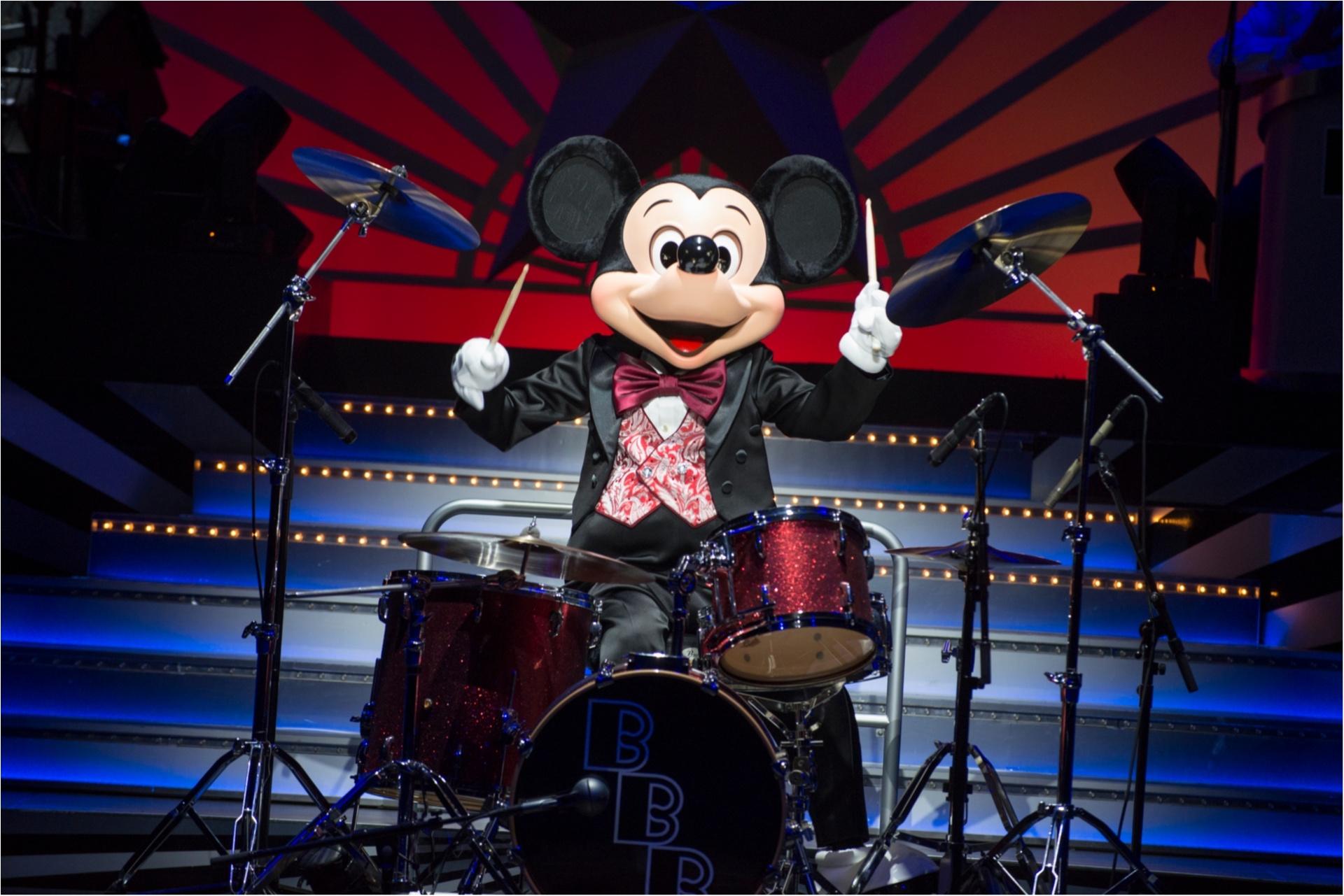 東京ディズニーシー15周年イベントにいってきました♪【ショー編】_11
