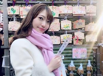 《初詣》は縁結びで有名な【東京大神宮】が人気なんです♡
