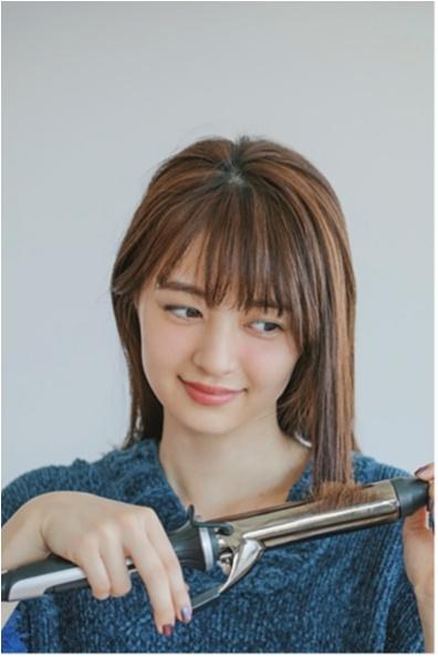 ニットに合う簡単ヘアアレンジ特集  | #OVER25のぼり坂美容 | (ボブ、ロング、ハーフアップ、ポニーテール、スタイリング剤)18