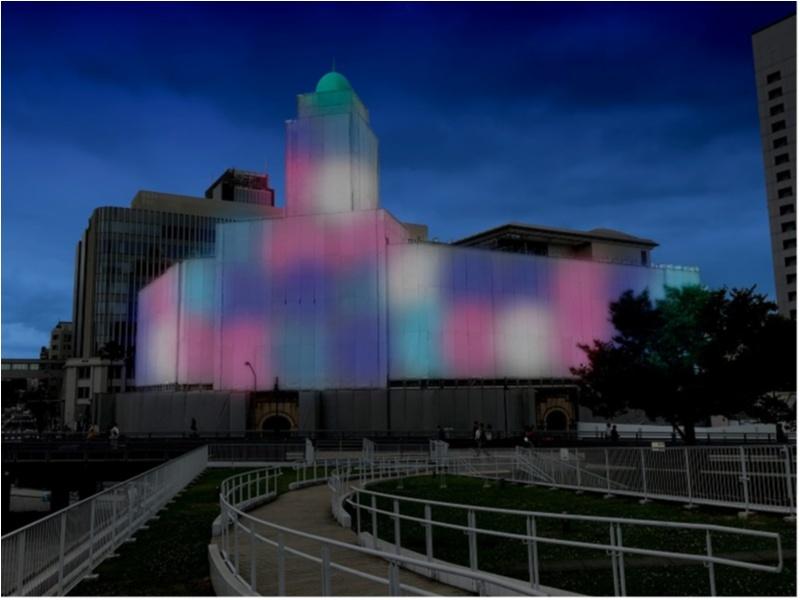 光のアートイベント「スマートイルミネーション横浜 2018」3